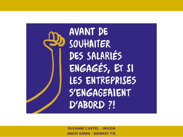 Livre Blanc Insign X Monkey Tie Engagement Employeur