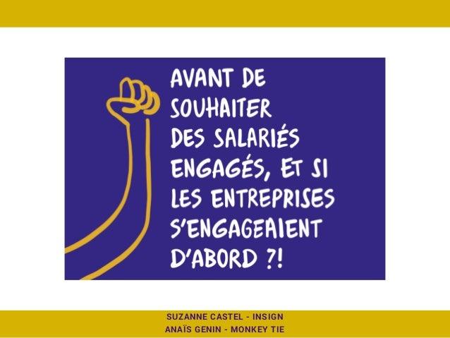 Livre Blanc Insign X Monkey Tie Engagement Employeur