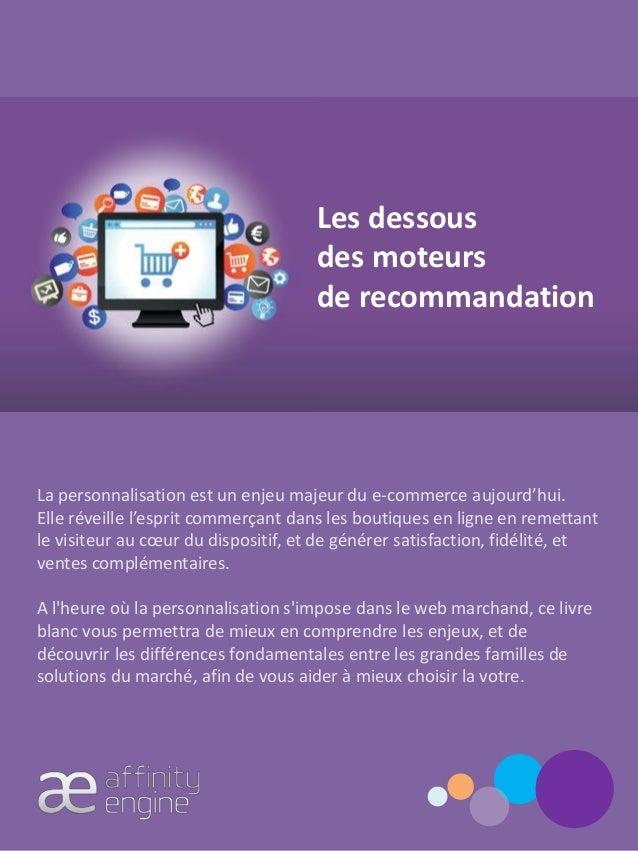La personnalisation est un enjeu majeur du e-commerce aujourd'hui. Elle réveille l'esprit commerçant dans les boutiques en...