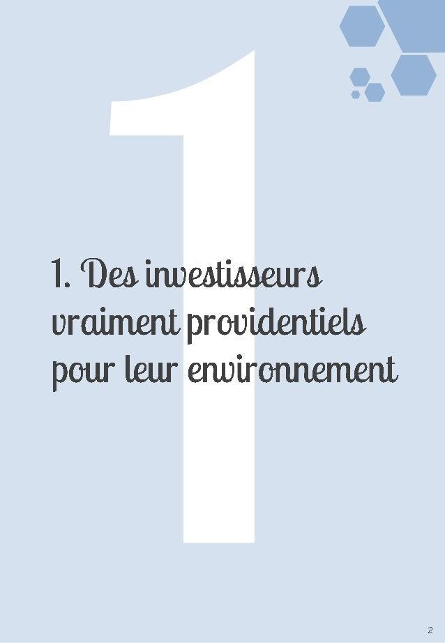 Les Business Angels : éléments moteurs de l'économie française Slide 3