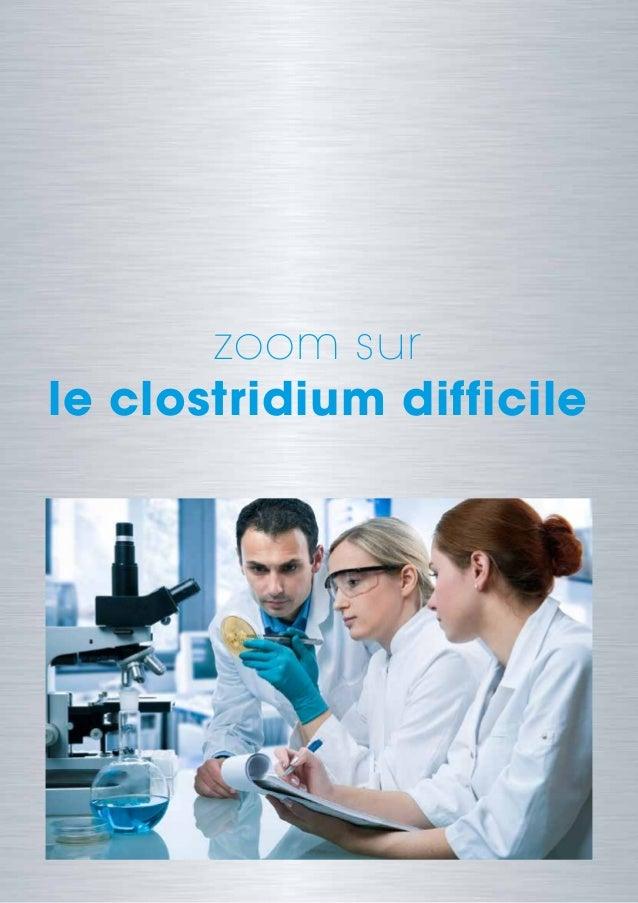 lorem ipsum1 zoom sur le clostridium difficile