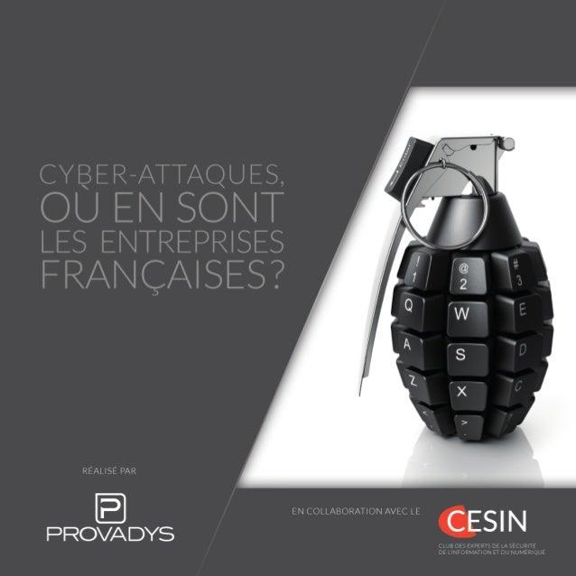 Cyber-attaques, où en sont les entreprises françaises ?