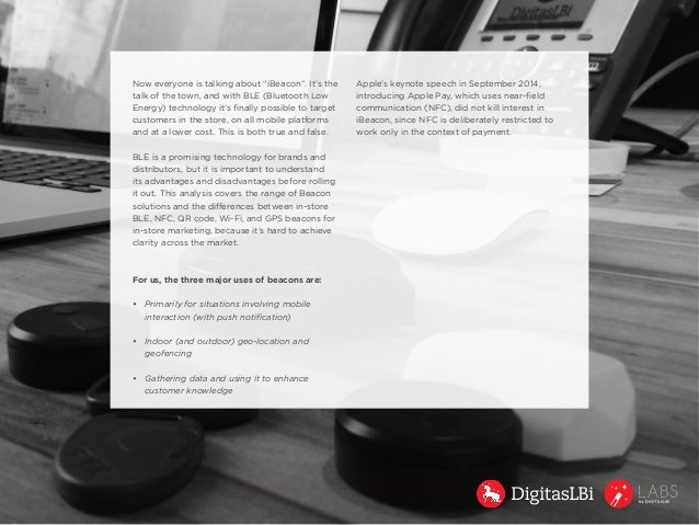 In-Store Marketing via Micro-Location: Beacon Slide 3