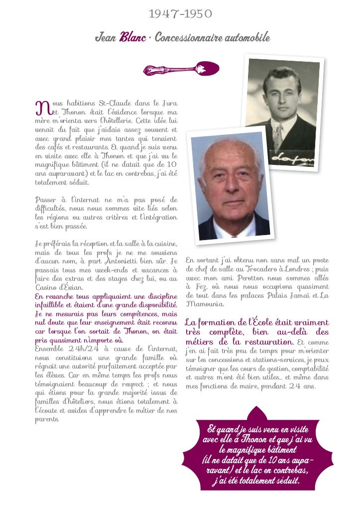 Livreder pdf 270 for Ai cuisine thonon