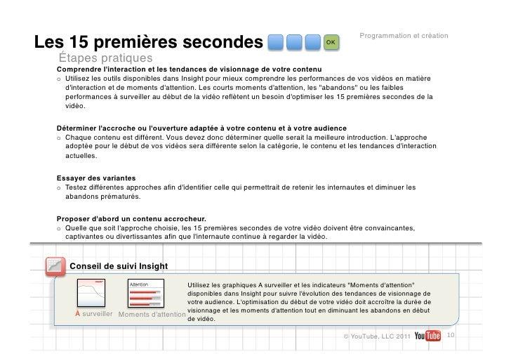 Programmation et créationLes 15premièressecondes                                                              OK  Étapes...
