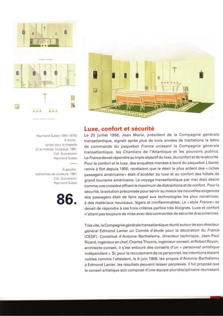 Exposition paquebot France (livre)