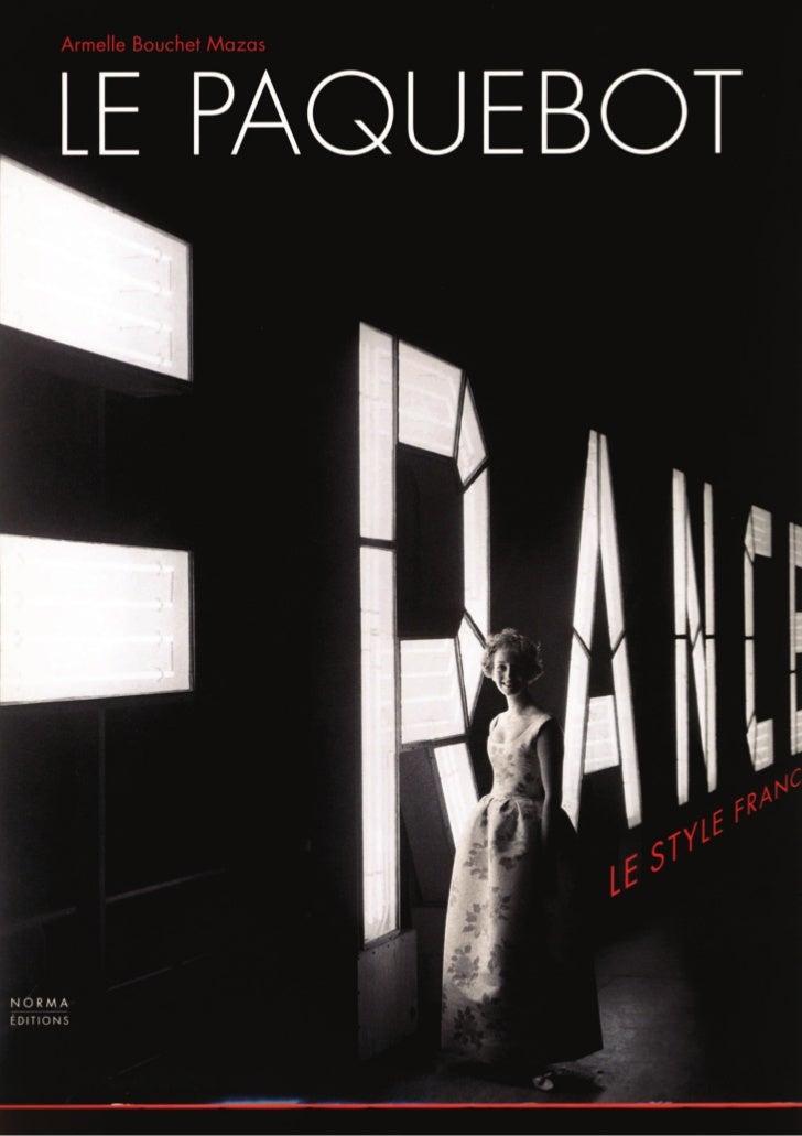 Le paquebot France (livre)