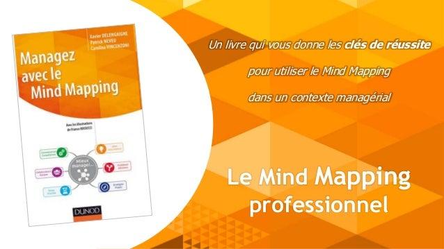 Le Mind Mapping professionnel Un livre qui vous donne les clés de réussite pour utiliser le Mind Mapping dans un contexte ...