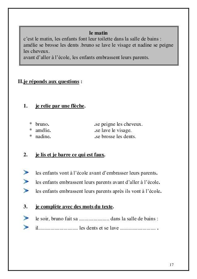 3e Annee Primaire Francais Mediamotors