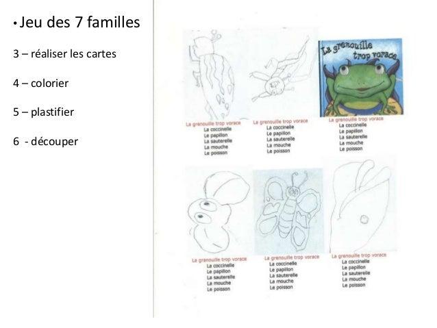 – Qui suis-je – Mémory – Dominos – loto – Jeu de plateau : jeu de l'oie – le livre disparu … – La forêt des personnages – ...