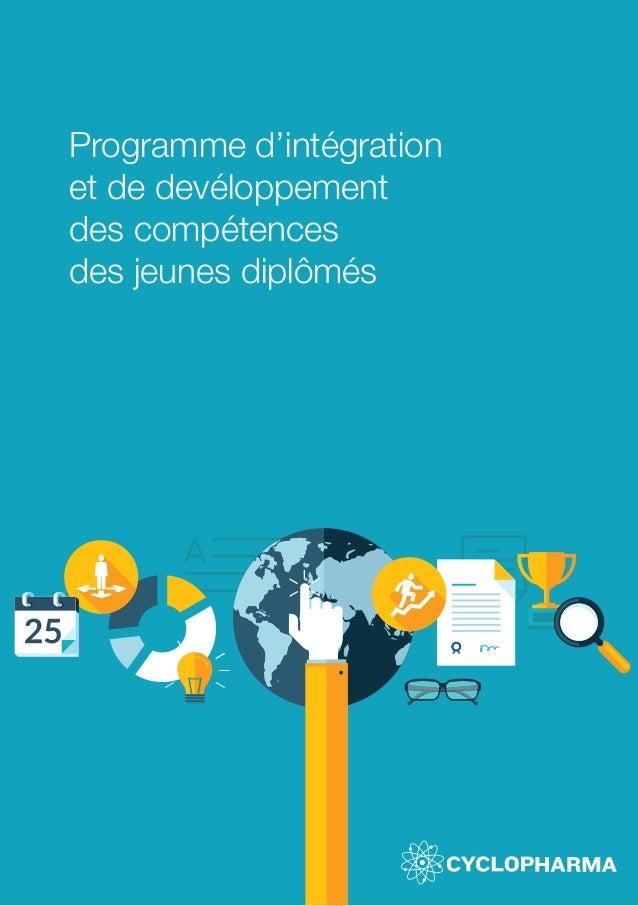 Programme d'intégration et de devéloppement des compétences des jeunes diplômés