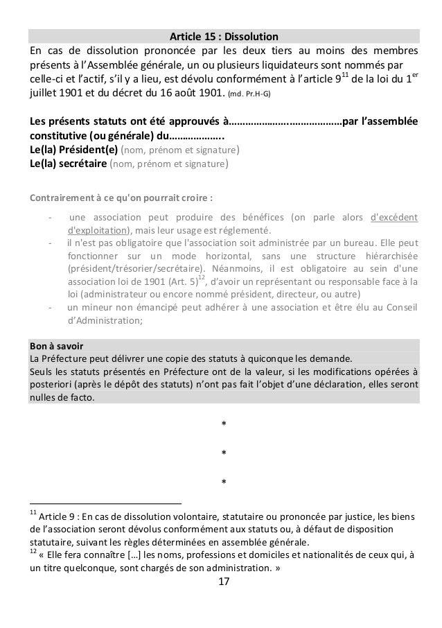 Livret Associations 3me Edition