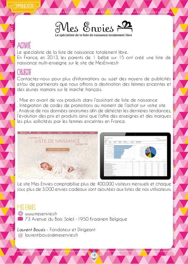61047c7d03ea ... 18. Communication Activité Le spécialiste de la liste de naissance ...