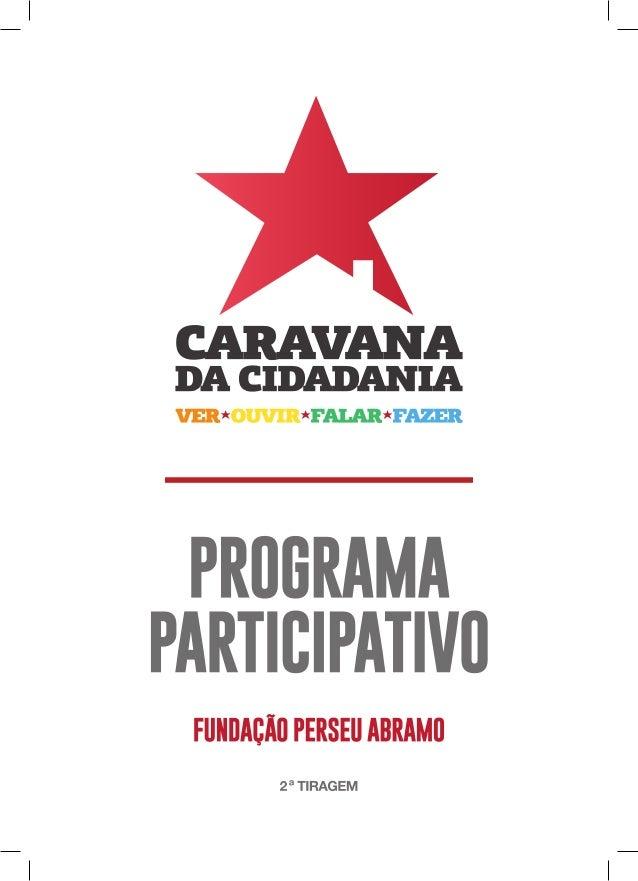 Programa Participativo