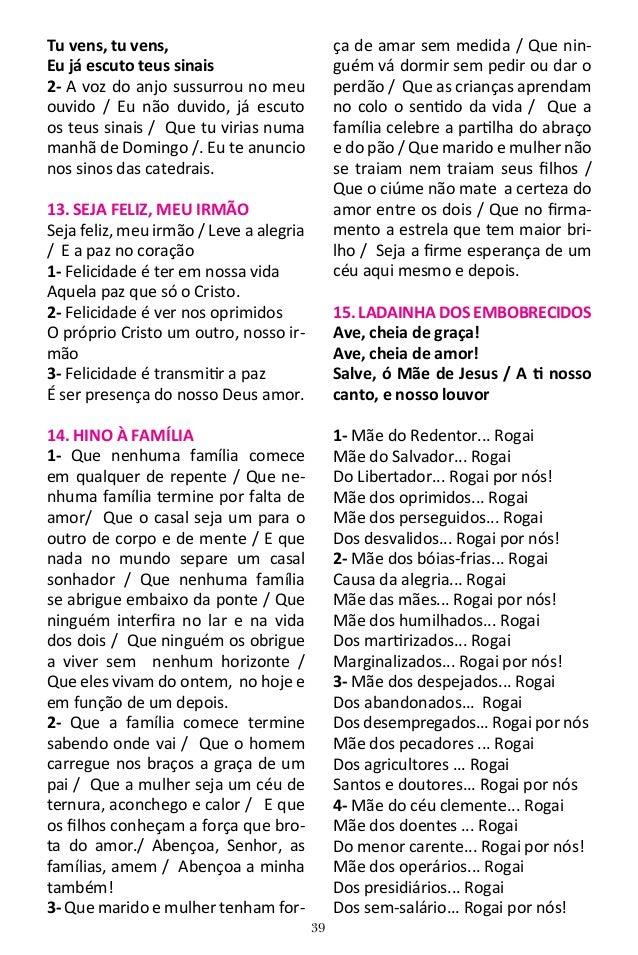 Populares Novena de Natal 2013 - CEBs diocese de São José dos Campos - SP RE04