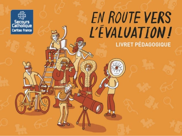 "Livret pédagogique DRED N°3 ""Evaluation"" en version PPT"