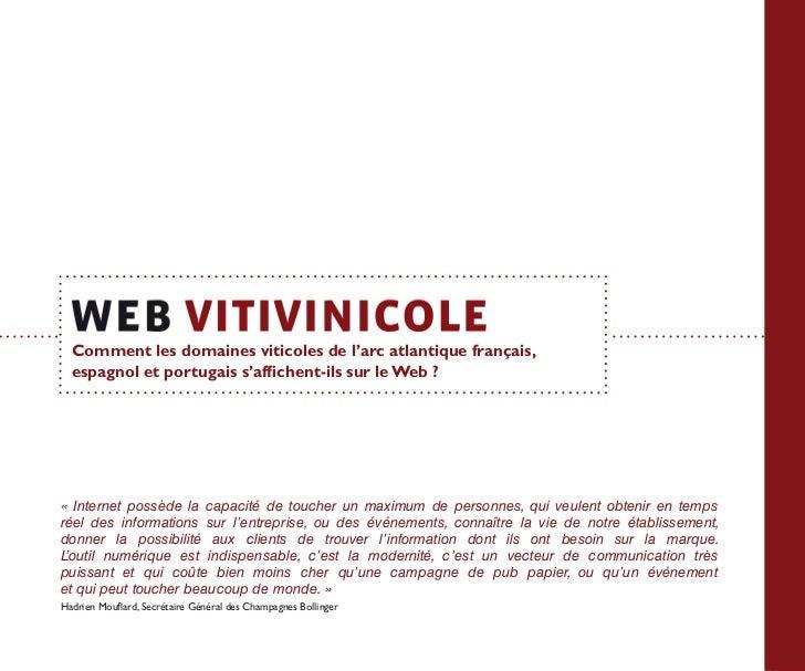 Vitivinicole Slide 3
