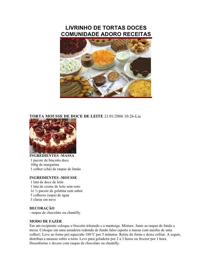 Livrinho de tortas_doces_adoro_receitas