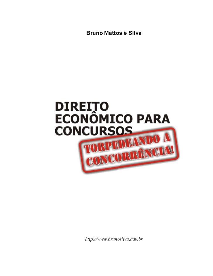 Bruno Mattos e Silvahttp://www.brunosilva.adv.br