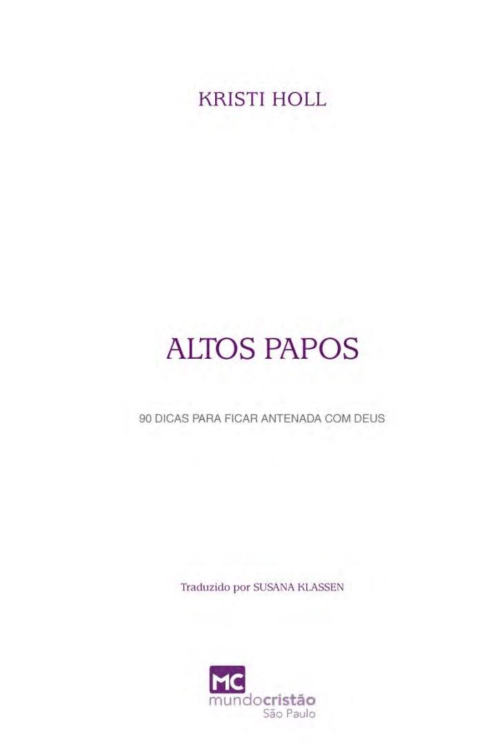 Livro ebook-altos-papos