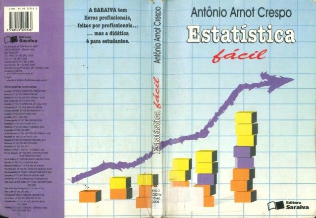 Estatística Fácil - 18ª Ed.