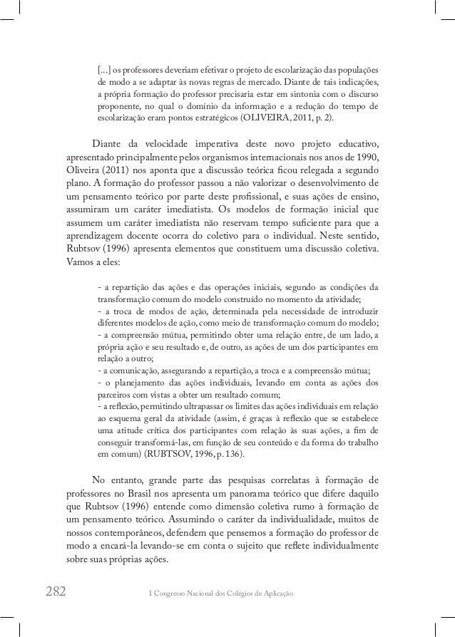 Livro   experiencias e reflexoes. prodocencia 2012