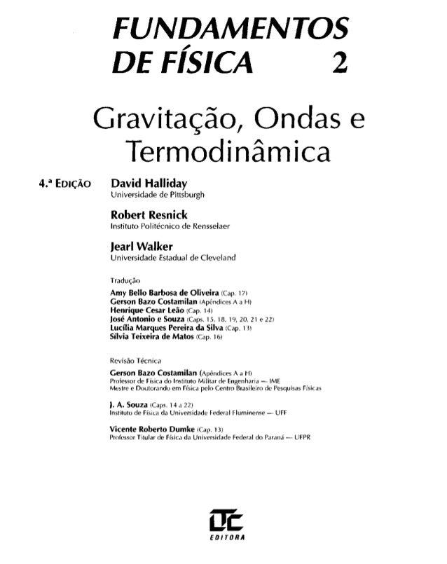 Livro    física 2 - gravitação, ondas e termodinâmica