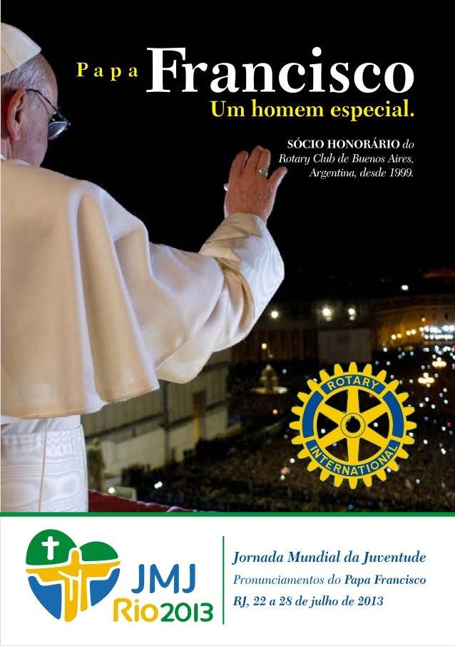 Livro: Papa Francisco - Um homem especial