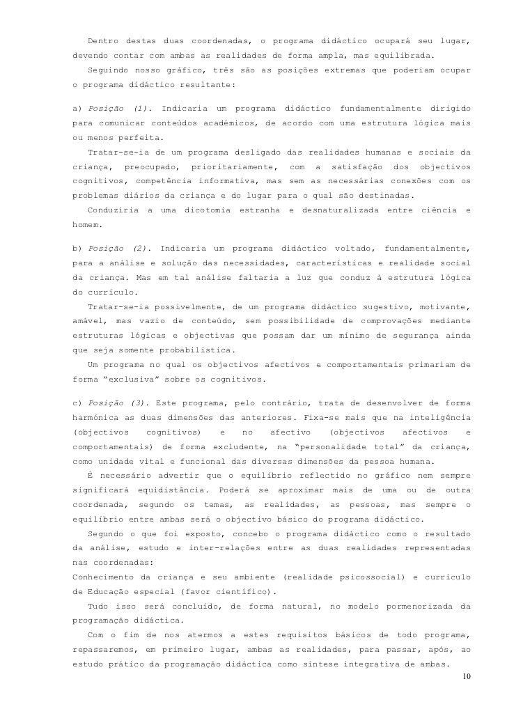 CAPÍTULO 4         CONHECIMENTO DO GUIA CURRICULAR DA                        EDUCAÇÃO ESPECIAL1. Conceitos preliminares   ...