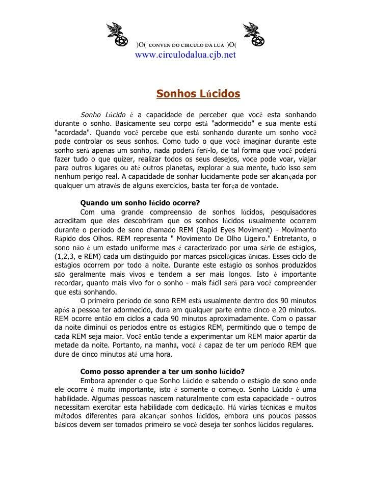 )O(   CONVEN DO CIRCULO DA LUA   )O(                         www.circulodalua.cjb.net                                     ...