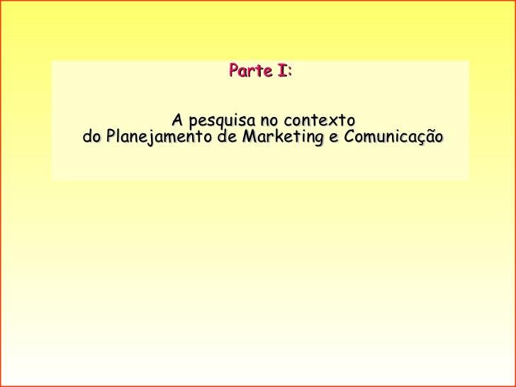 Slides do livro: Pesquisa de Marketing Slide 3