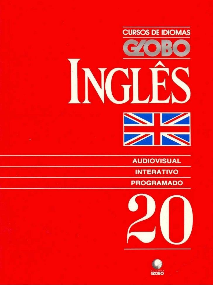 Curso de Idiomas Globo inglês Livro 020