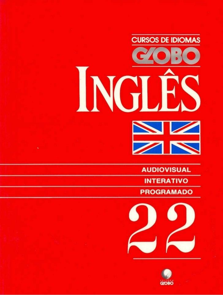 Curso de Idiomas Globo inglês Livro 022