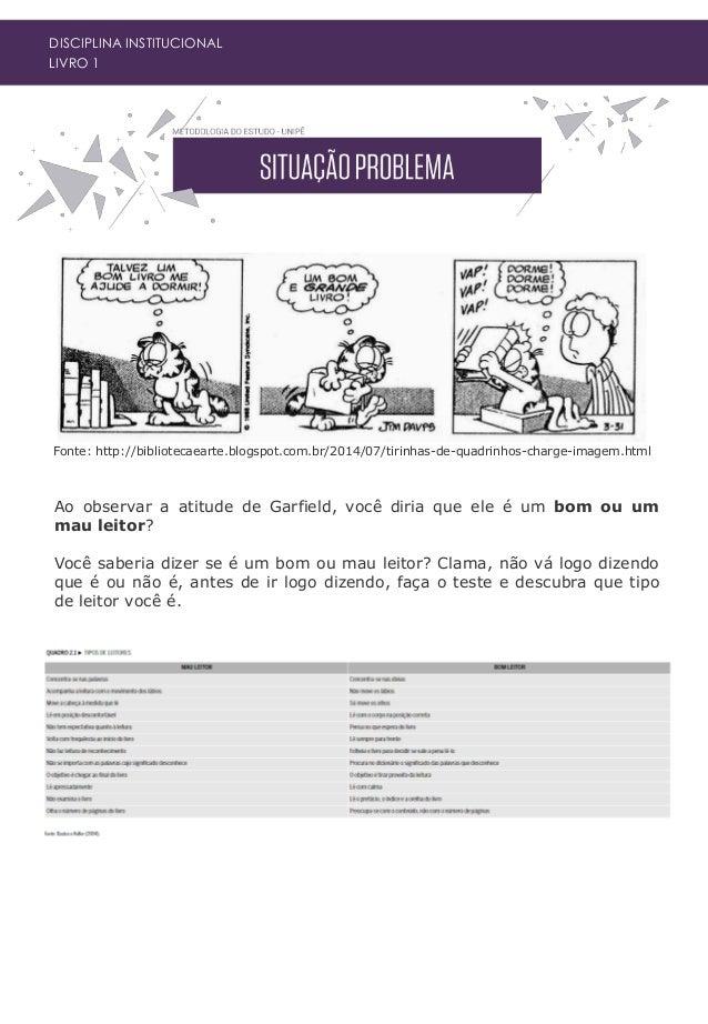 DISCIPLINA INSTITUCIONAL LIVRO 1 BRASILEIRO, Ada Matias. Leitura e Produção Textual. Penso, 2015 MEDEIROS, João Bosco. Red...