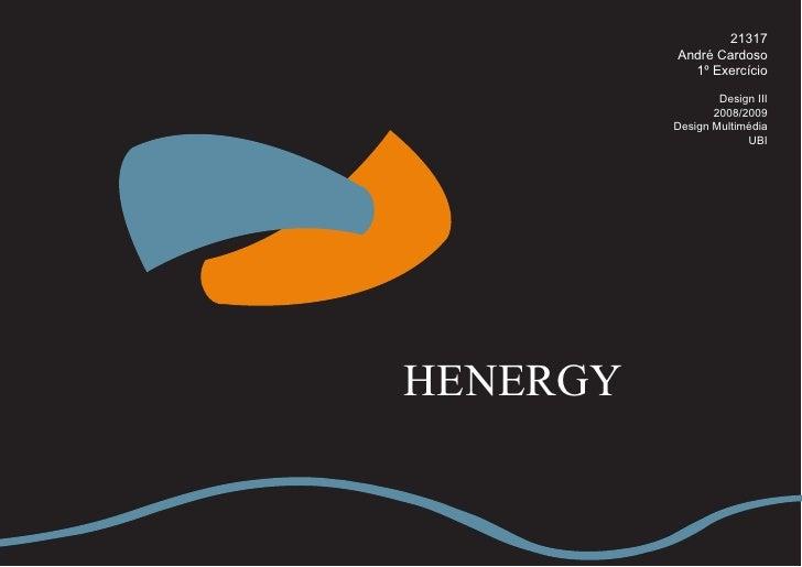 21317           André Cardoso             1º Exercício                    Design III                  2008/2009           ...