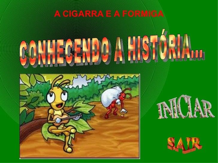 CONHECENDO A HISTÓRIA... SAIR INICIAR
