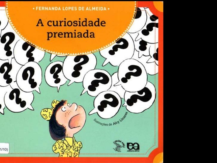 Livro a curiosidade premiada2