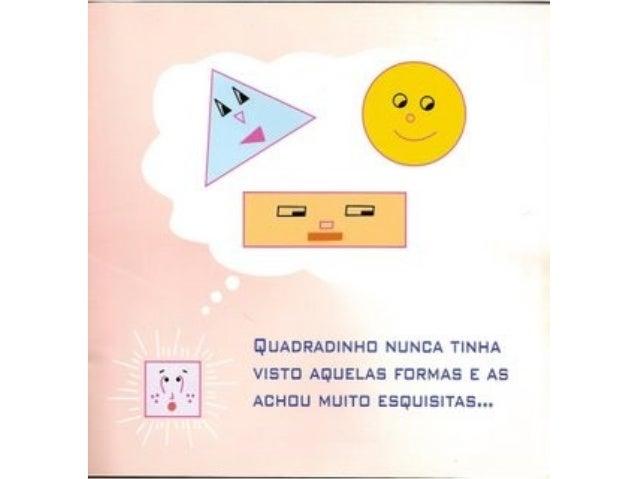 A HISTÓRIA DO QUADRADINHO