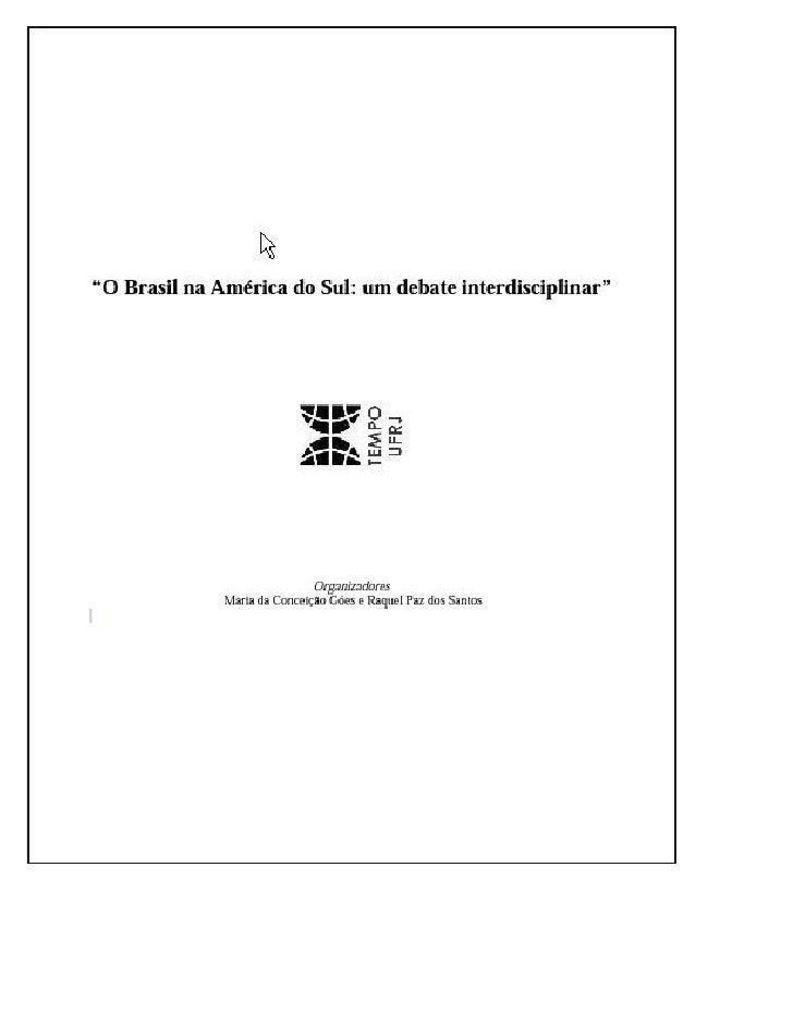 Livro AméRica Latina