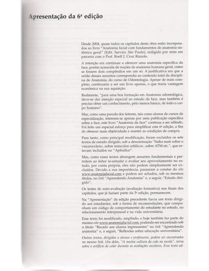 Livro: Anatomia da Face  odontostation@gmail.com Slide 2