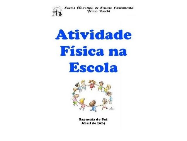 Livro Atividade Física na Escola