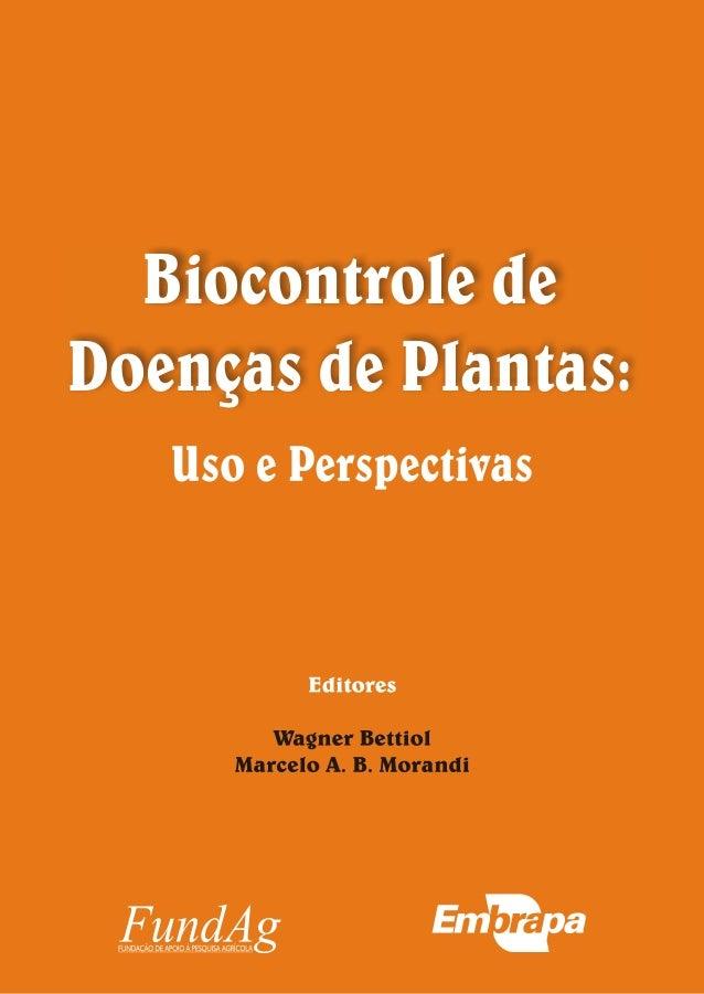 Biocontrole deDoenças de Plantas: