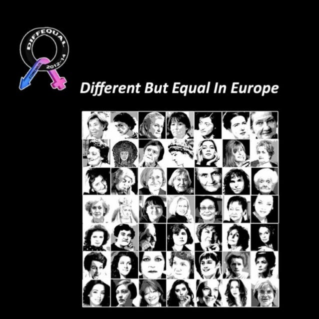 Photo Source:  Different But Equal In Europe  1