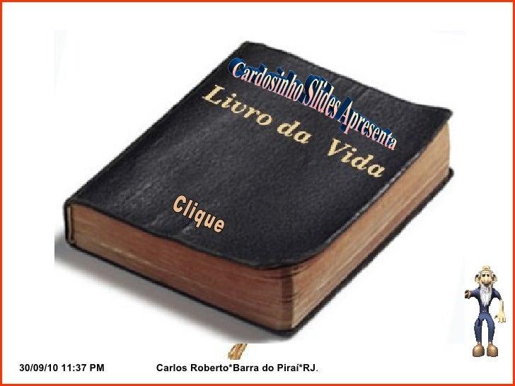 Cardosinho Slides Apresenta Clique