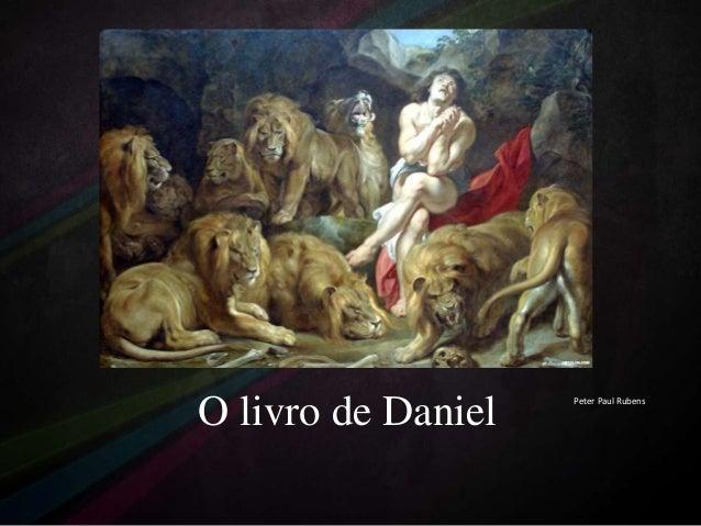 O livro de Daniel  Peter Paul Rubens