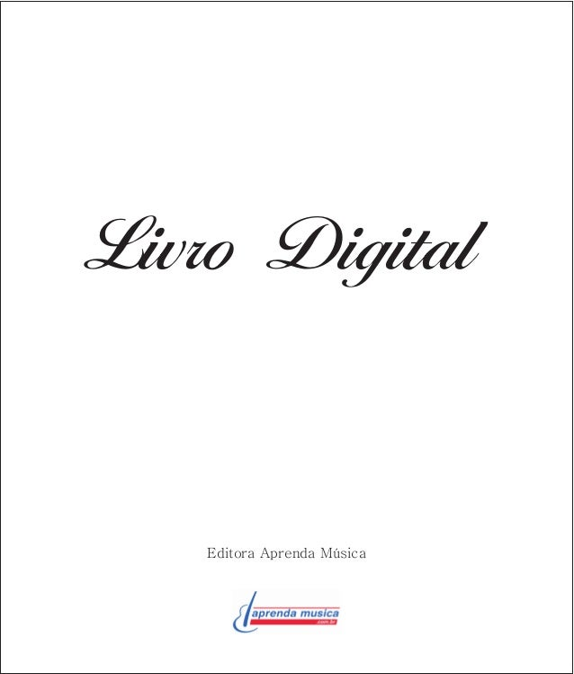 Livro Digital Editora Aprenda Música