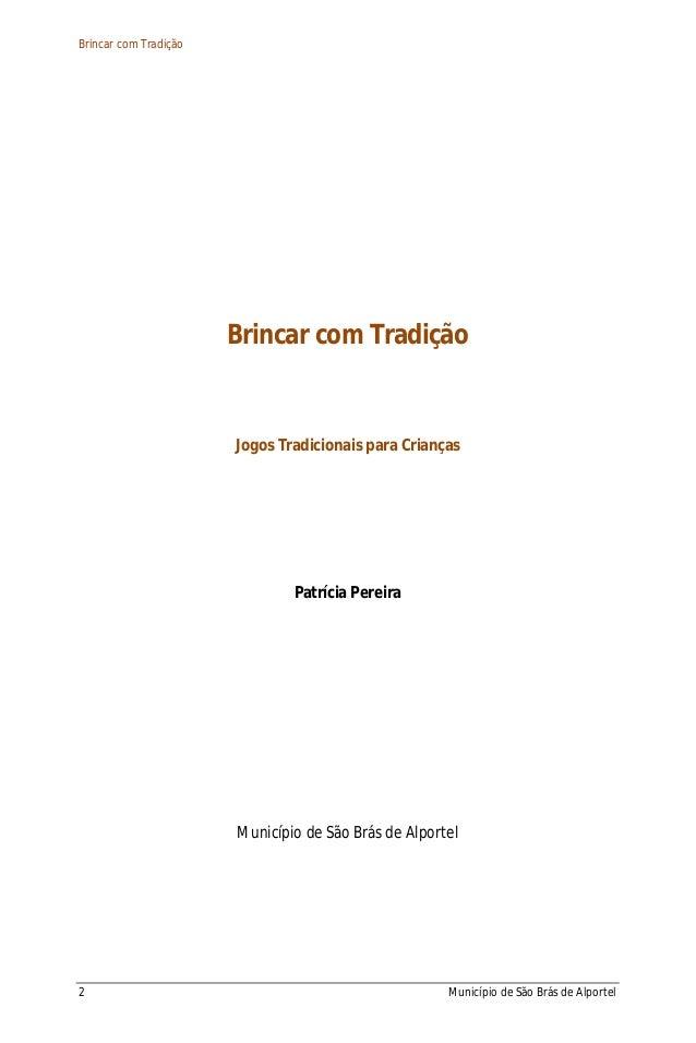 Livro dos jogos tradicionais portugueses Slide 2
