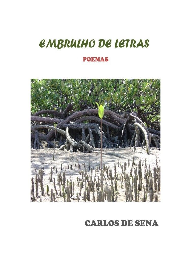 EMBRULHO DE LETRAS