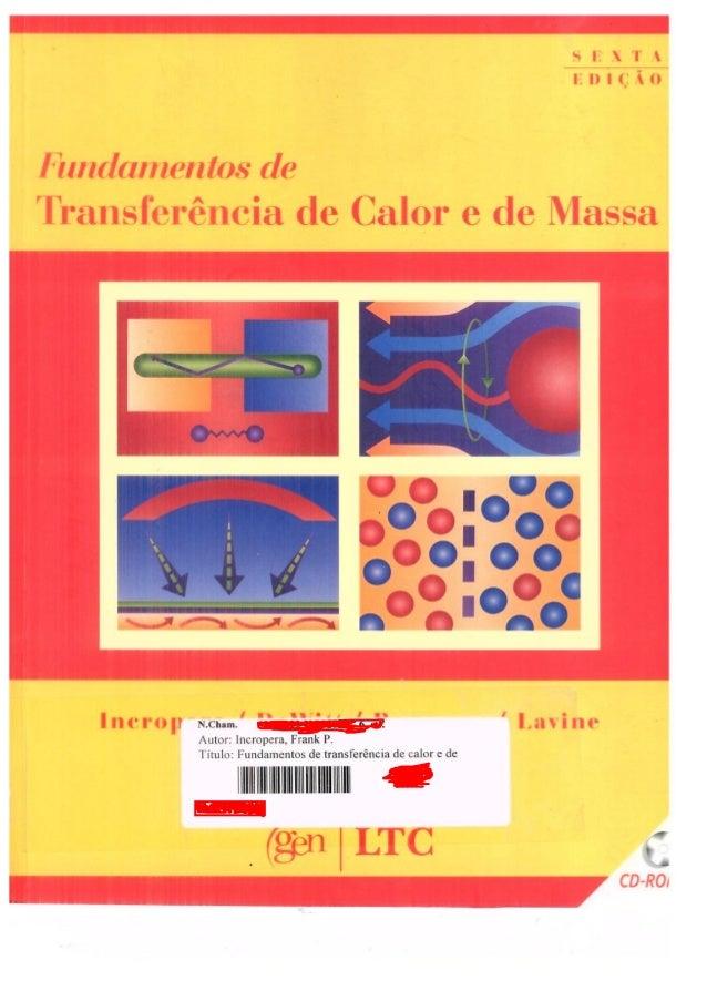 [Livro]fundamentos de transferencia de calor e de massa incropera (1)