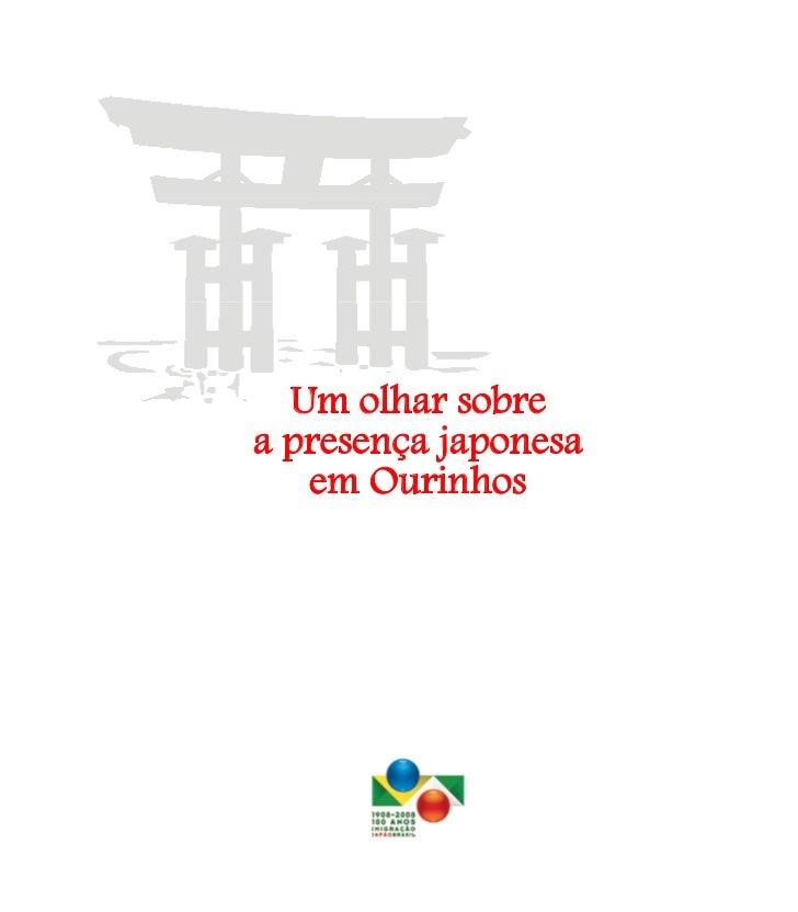 Um olhar sobrea presença japonesa   em Ourinhos                      1